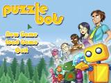 Puzzle Bots Windows Startup Screen