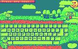 Fun School 4: For 5 to 7 Year Olds DOS Typing (CGA)