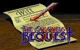 The Colonel's Bequest Atari ST The Colonel's Bequest