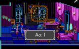 The Colonel's Bequest Atari ST Act 1 begins.