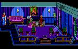 The Colonel's Bequest Atari ST Lounge.