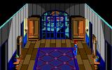 The Colonel's Bequest Atari ST Downstairs hallway.