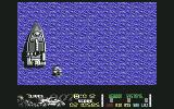 The Spy Who Loved Me Commodore 64 Enemy boss boat.