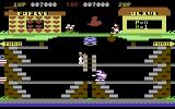 Popeye Commodore 64 First level complete