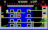 Popeye Intellivision The second level