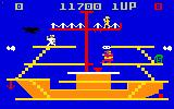 Popeye Intellivision The third level