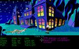 The Secret of Monkey Island Atari ST Governor's Mansion.