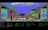 Zak McKracken and the Alien Mindbenders Atari ST Some airports are more rustic than others...