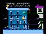Popeye NES The second level