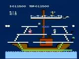 Popeye NES The third level