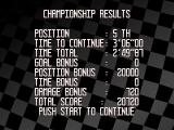 Burning Road PlayStation Championship results