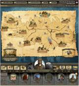 Vikings of Thule Browser The game map. You can start a settlement in any of the towns. Clicking the erupting volcano brings you to a live feed of Eyjafjallajökull during its 2010 eruption