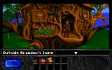 The Legend of Kyrandia Amiga Tree house.