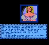 Sid Meier's Pirates! NES Governor's Daughter: Getting better.