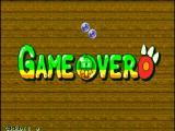 Bust-A-Move 2: Arcade Edition DOS Game over