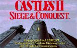 Castles II: Siege & Conquest Amiga CD32 Castles II Siege and Conquest