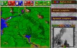 Castles II: Siege & Conquest Amiga CD32 Going off to war as shown in the video clip.