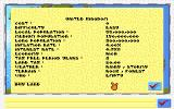 Theme Park Amiga CD32 Land info.