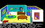 King's Quest II: Romancing the Throne PC Booter Grandma. (PCjr)