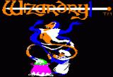 Wizardry: Proving Grounds of the Mad Overlord Apple II Intro