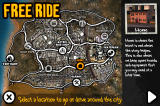 Mike V: Do or Die iPhone Freeride Map