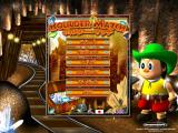 Boulder Match 4 Windows Main screen (rare Japanese version)