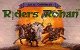 J.R.R. Tolkien's Riders of Rohan DOS J.R.R. Tolkien's Riders of Rohan!!!