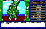 Dragon Wars DOS The Dragon Brood Queen...that's one big mama!