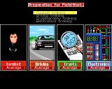 Sid Meier's Covert Action Amiga Choose your skills for your agent.