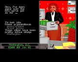 Sid Meier's Covert Action Amiga Your secretary.