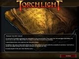 Torchlight Macintosh The story progresses and is told while the game loads