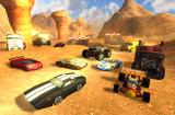 Crashdrive 3D Browser A display of various unlockable cars