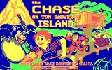 The Chase on Tom Sawyer's Island DOS Title screen
