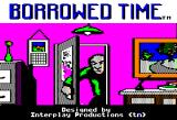 Borrowed Time Apple II Title screen