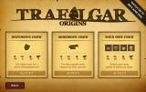 Trafalgar Origins Browser Choose a crew for the multiplayer battle