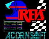 Revs BBC Micro Title screen