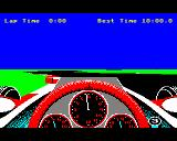 Revs BBC Micro Going through a corner