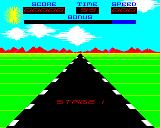 Overdrive BBC Micro Start of the first stage