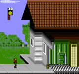 The Rocketeer NES Cliff's home.