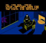 "The Rocketeer NES Cliff meets with Howard Hughes and learns of Sinclair's connection with ""the enemy movement"" - That's censored NES talk for Nazis!"