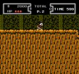 Disney's DuckTales NES Entering the African mines.