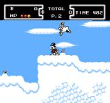 Disney's DuckTales NES Watch out for the goat!