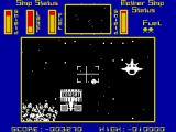 Cylon Attack ZX Spectrum Using my powerful lasers