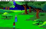 Roberta Williams' King's Quest I: Quest for the Crown Amiga Are you a Fairy Odd-Mother? You do look odd.