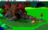Roberta Williams' King's Quest I: Quest for the Crown Amiga Guess my name and you win the prize!