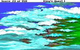 Roberta Williams' King's Quest I: Quest for the Crown Amiga Land of the Clouds.