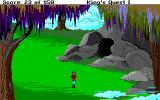 Roberta Williams' King's Quest I: Quest for the Crown Amiga Cave.