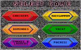 Hoyle Official Book of Games: Volume 3 Amiga Select a game to play.