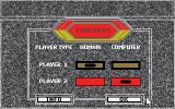 Hoyle Official Book of Games: Volume 3 Amiga Choose human or computer player to play against.