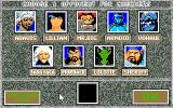 Hoyle Official Book of Games: Volume 3 Amiga Choose a character to play with - Sierra Bad Guys